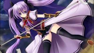 戦極姫 OP full  「火群」 詳細に歌詞付き thumbnail