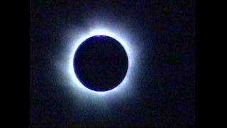BBC coverage  of 11th August 1999 total solar eclipse