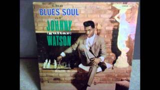 Johnny Guitar Watson - Polka Dots And Moonbeams