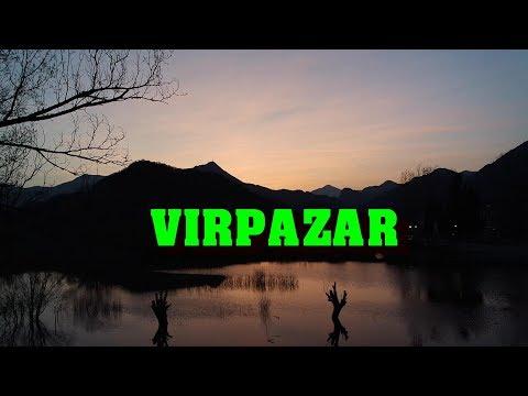 Virpazar from Bar, Montenegro