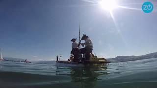 Hier sticht der Baumer Steampunk Konstrukteur in See  - zueriost