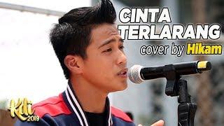 Gambar cover Sangat Menyentuh, CINTA TERLARANG Cover by Hikam
