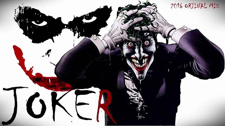 dj okan dogan  joker 2016  demo