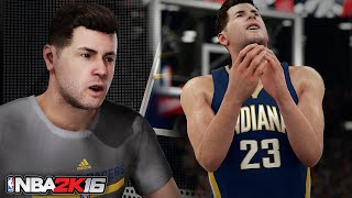 NBA 2K16 My Career - FIRST NBA GAME!! WE MADE IT! (Ep. 6)