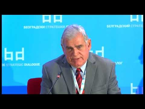 Belgrade Strategic Dialogue - Azem Vlasi 10.11.2017.