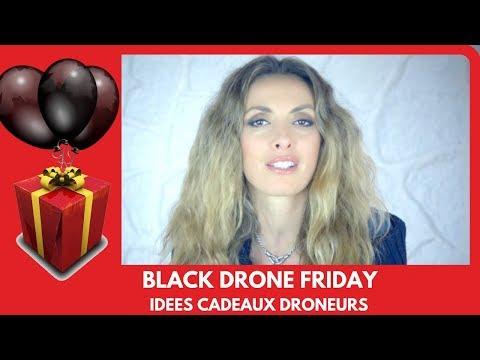 BLACK DRONE FRIDAY ! offres DJI et idées cadeaux pour droneurs