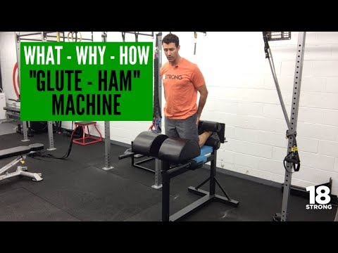 Glute Ham Machine for Golf: Want a Better way to Strengthen Your Hamstrings(What-Why-How?)