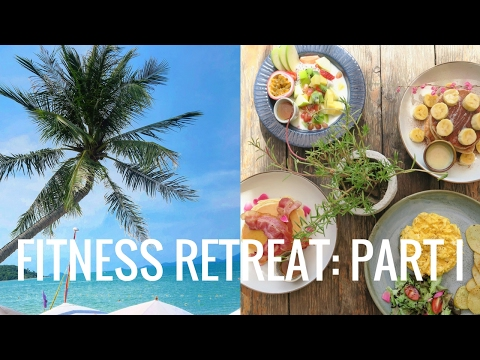 Koh Samui Girls Retreat 2017 | Kathryn Tamblyn | Thailand Vlog