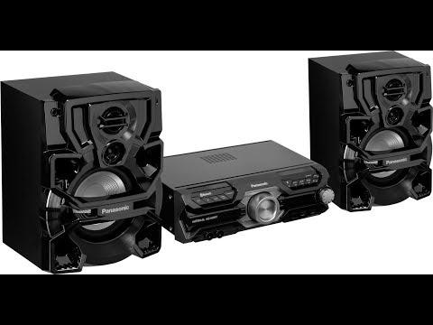 Мини-аудиосистема с реальной мощностью 2000 Ватт. Как звучит Panasonic SC   AKX710. Обзор