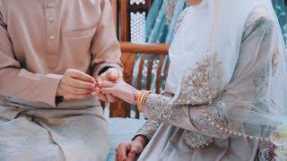 Majlis Akad Nikah - Elisha & Sohaib (14 February 2019 / 9 Jamadilakhir 1440H)