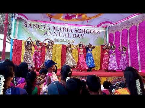 Santa Maria school annual day program  potheri(1)