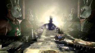 Batman: Arkham City - Mad Hatter [Side Mission]  (Gameplay) [Xbox 360/PS3/PC]