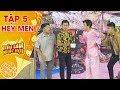 Tiếu lâm nhạc hội | Tập 7: Nhóm Hey Men - tiết mục Ấm áp tình quê