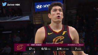 Cedi Osman'ın Chicago Bulls maçı performansı: 8 sayı, 3 asist