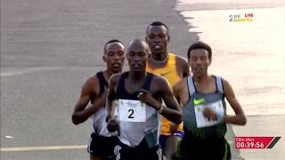RAK Half Marathon 2017 (Jepchirchir 65:06 old WR)