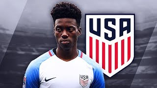 TIMOTHY WEAH - Unreal Goals, Skills & Assists - 2017 (HD)