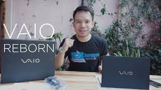 VAIO IS BACK - Vaio S11 850GR - Unboxing & Review
