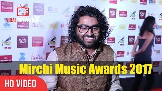 Arijit Singh At Mirchi Music Awards 2017 | Viralbollywood