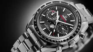 The OMEGA Speedmaster Moonphase – Beauty meets true ingenuity