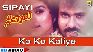 Ko Kko Koliye - Sipayi   S.P Balasubrahmanyam   Hamsalekha   Ravichandran, Soundarya   Jhankar Music