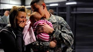 Welcome Home Soldier Surprise Homecoming Compilation 30
