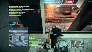 Battlefield 4 | PC | Competitive Gameplay 5v5 Domination on Dawnbreaker | 21-1