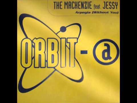 The Mackenzie feat. Jessy - Arpegia...