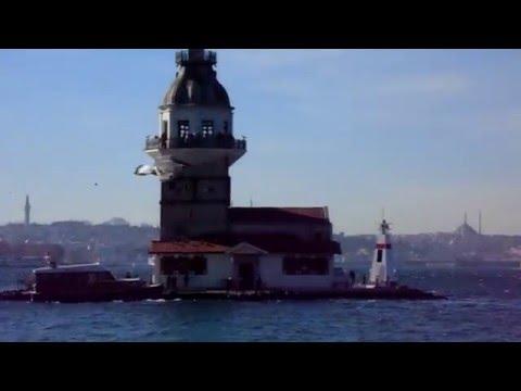İstanbul Bosphorus Sony H400 Zoom Technology