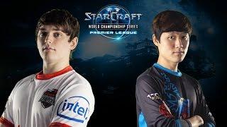 StarCraft 2 - ShoWTimE vs. Hydra (PvZ) - WCS Premier League Season 1 Finals - Semifinal