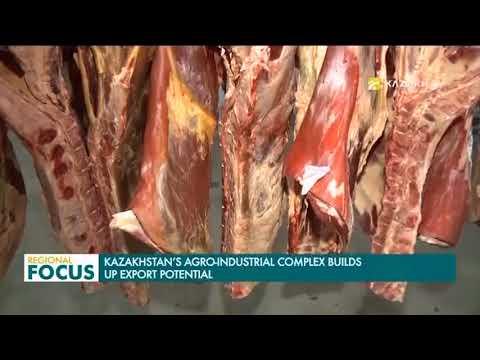 Kazakhstan's Agro-Industrial complex builds up export potent