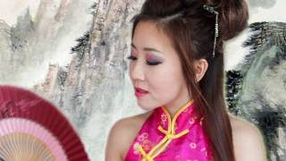 A Chinese Girl Look