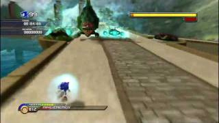 Sonic Unleashed: Egg Devil Ray [1080 HD]