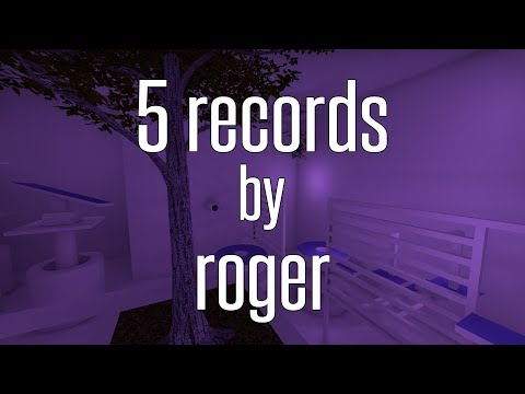 CS:GO BHOP - 5 Records By Roger