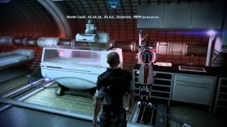 [VG] Mass Effect 3 - Mordin trying not to think outloud Thumbnail