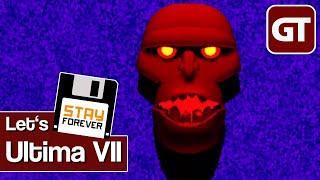 Thumbnail für Ultima 7: The Black Gate - Let's Stay Forever des RPG-Klassikers