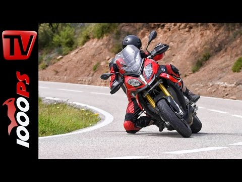 2015 BMW S 1000 XR Test | Action, Sound, Fazit
