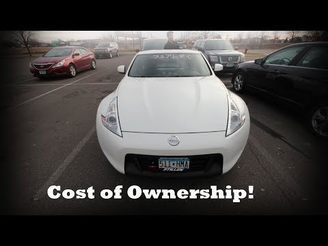 Nissan 370z Cost of Ownership