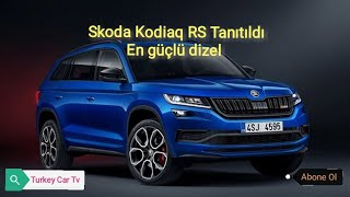 2019 ŠKODA KODIAQ RS DESIGN l Exterior