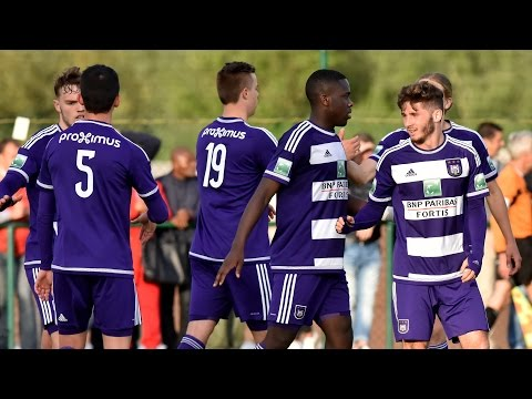 U21 : RSC Anderlecht 9-0 Waasland-Beveren