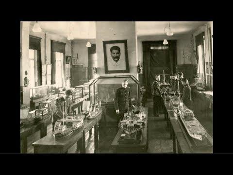Музей речного флота  в Нижнем Новгороде - 1935 / Museum of river fleet in Nizhny Novgorod: 1935
