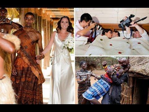 Конго: после свадьбы все в постель? Инфо о стране!