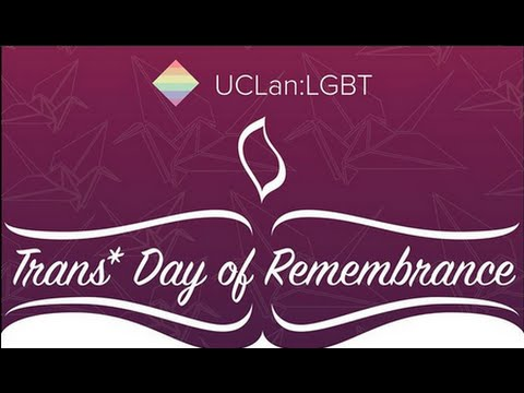 Transremembrance Day Live - With Guest Speakers Alex Bertie & Jake Edwards