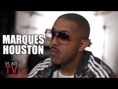 Marques Houston on Commenting on Karrueche's Booty, Chris Brown Responding (Part 3)