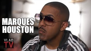 Marques Houston on Commenting on Karrueche