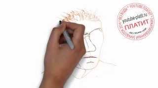 Как нарисовать лицо человека поэтапно карандашом(Как нарисовать лицо человека поэтапно карандашом за короткий промежуток времени. Видео рассказывает о..., 2014-07-01T15:14:40.000Z)