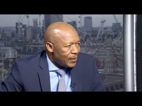Interview with Dr Daniel Matjila, CEO of Public Investment Corporation