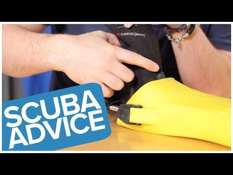 How To Make Sure Your Fins Fit