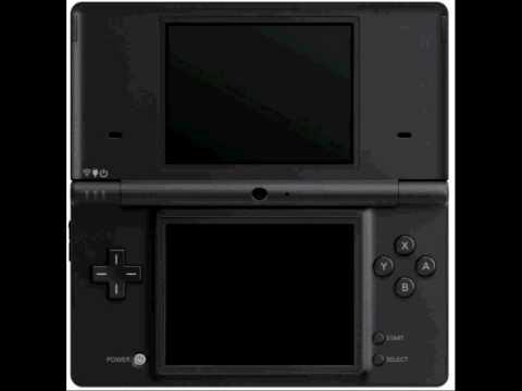Nintendo DSi Music - Slideshow (Memories)