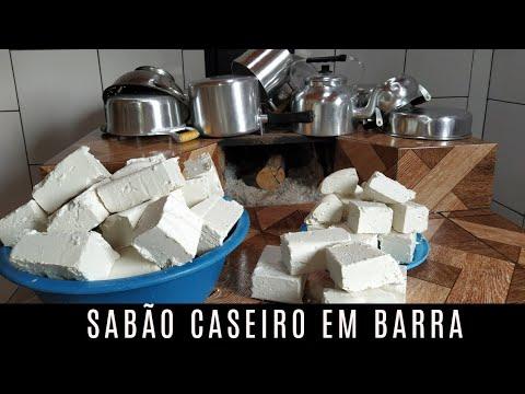 SABÃO CASEIRO FÁCIL