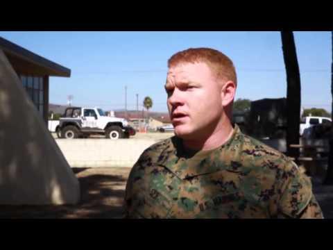Marine Corps Machine Gunners Course